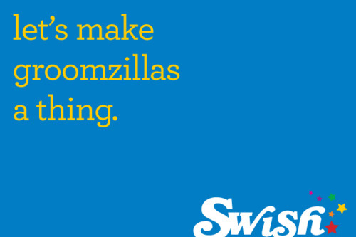eCard: Let's Make Groomzillas a Thing