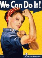 Rose the Riveter/Lexi